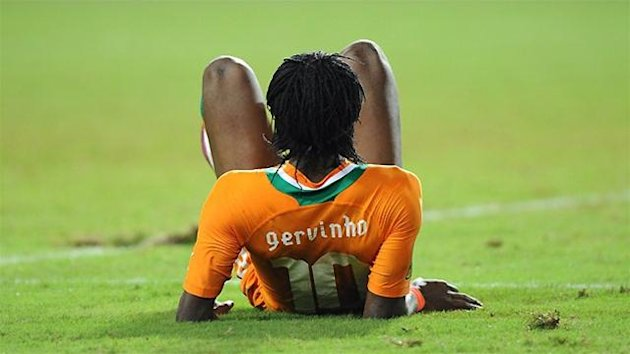 FOOTBALL Gervinho 2012