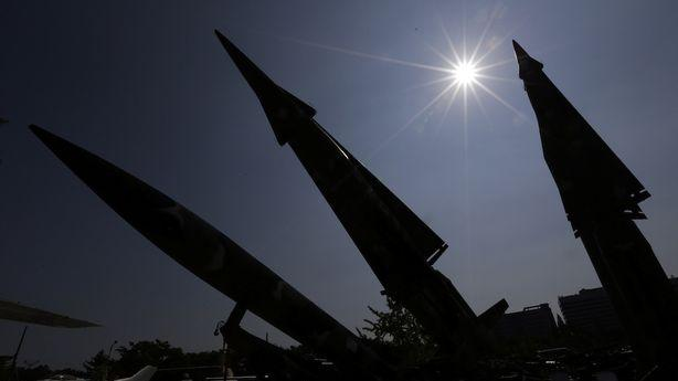 South Korea Can Now Bomb All of North Korea