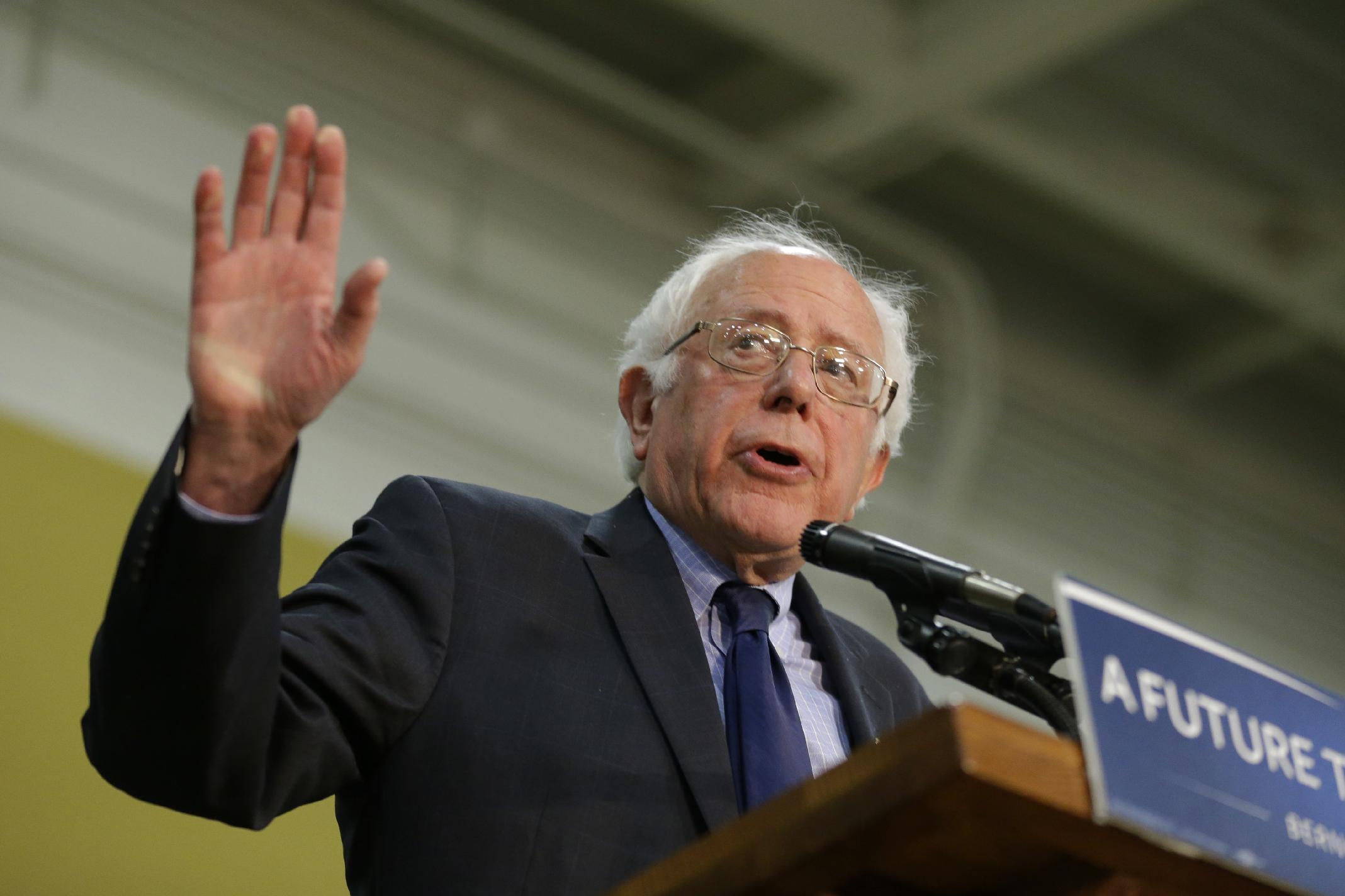 Clinton backers 'feel the Bern' of angry Sanders supporters