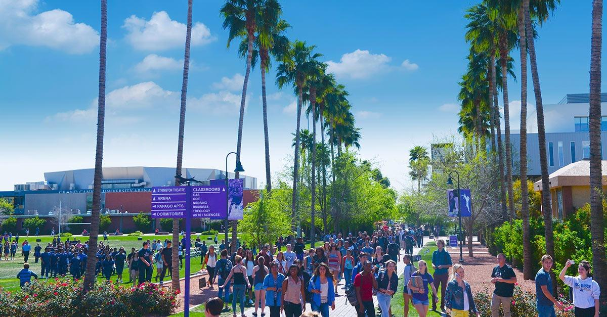Browse GCU's 130+ Degree Programs & Get Started!