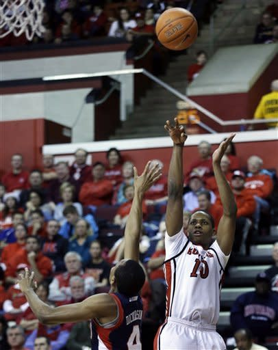 Rutgers beats Howard 79-55 for 8th win in 9 games