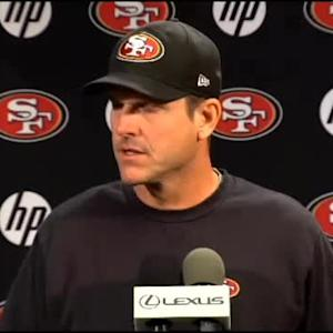 49er Press Pass: November 11th, 2013
