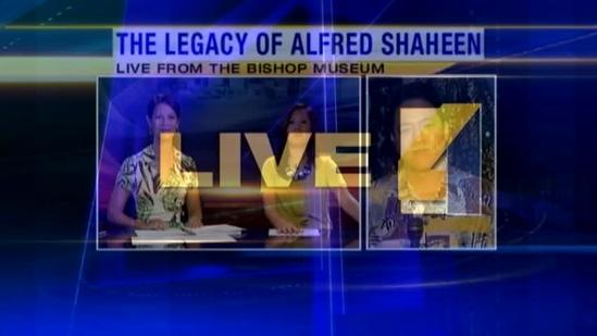 Learn the history of the Aloha Shirt at Bishop Museum