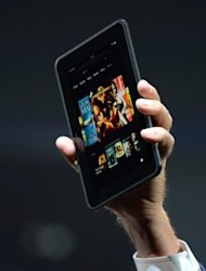 Amazon, which launched the Kindle Fire in the US market last year, said last week that the first version had captured 22 percent of the market for tablet computers, although it did not reveal detailed sales data