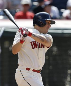 Indians rally to beat Royals, 6-4