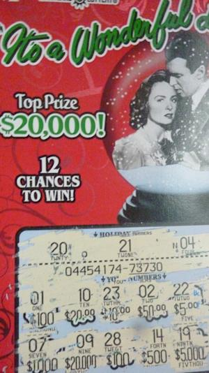 Maryland Lottery Scratchoff Game Tips and Tricks