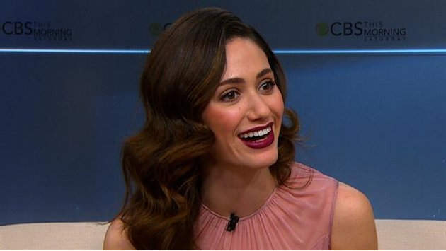 Emmy Rossum on