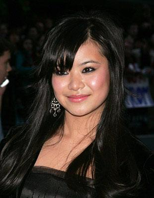 Katie Leung at the NY premiere of Warner Bros. Pictures' Harry Potter and the Goblet of Fire
