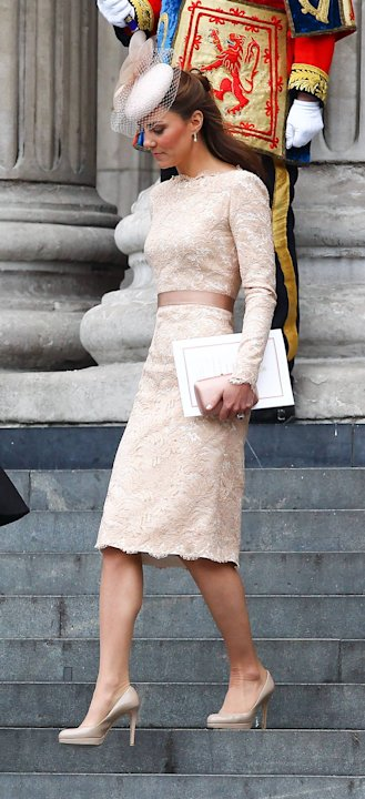 Catherine, Duchess of Cambridge, aka Kate Middleton  