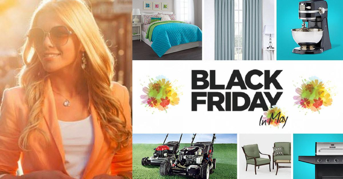 Sears® Black Friday in May