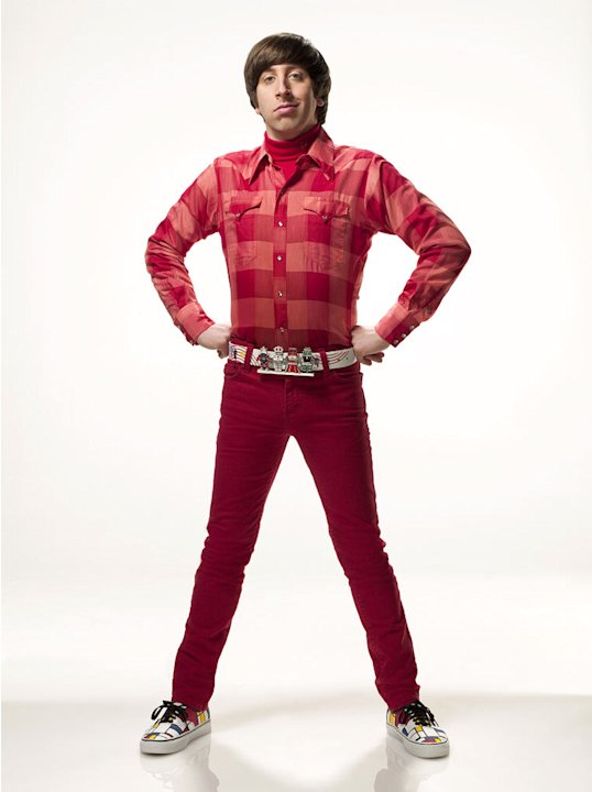 Simon Helberg stars as Wolowitz in &quot;The Big Bang Theory.&quot; 