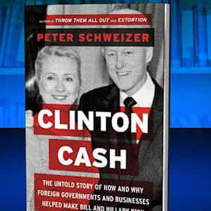 "Will ""Clinton Cash"" book put a strain on Hillary's campaign?"