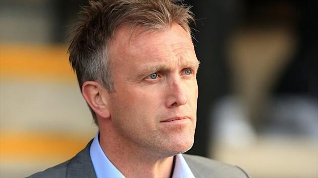 Crewe boss Steve Davis (PA Photos)