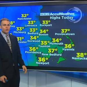 WBZ AccuWeather Midday Forecast For Nov. 28