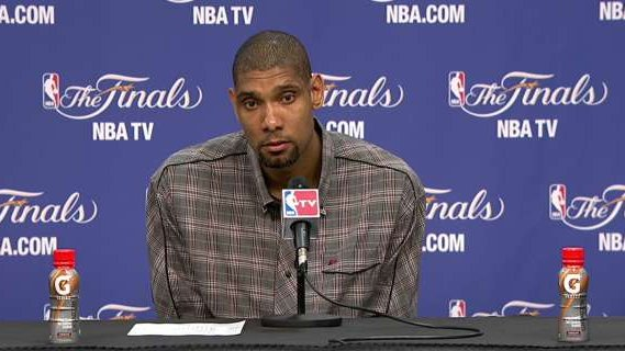 Press Pass: Tim Duncan