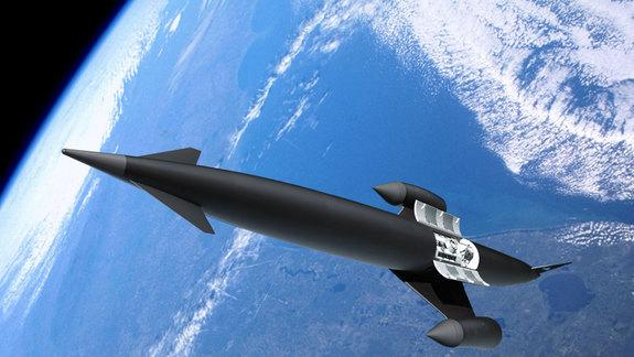 Futuristic British Space Plane Engine to Get Flight Test in 2020