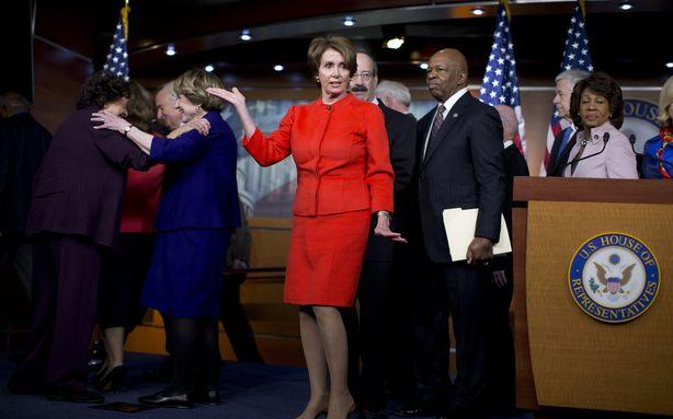 The '30 Rock' Finale Will Feature Nancy Pelosi