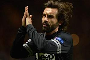Pirlo lauds Conte as 'one of the best'