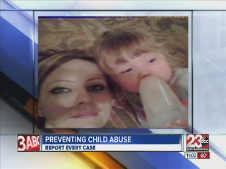 April is child abuse prevention awareness month