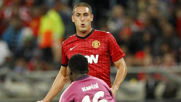 Federico Macheda scores the winner for Manchester United