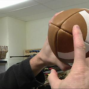 Former NFL QB Explains Deflated Footballs
