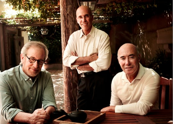 DreamWorks Founders Spielberg, Geffen, Katzenberg Donate $90M to MPTF