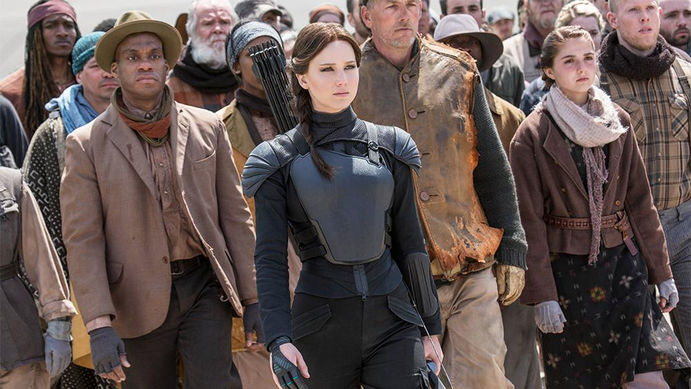 Box Office: 'Hunger Games' Tops 'Good Dinosaur,' 'Creed' Heading Into Thanksgiving