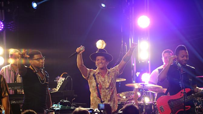 iHeartRadio Live Presents Bruno Mars