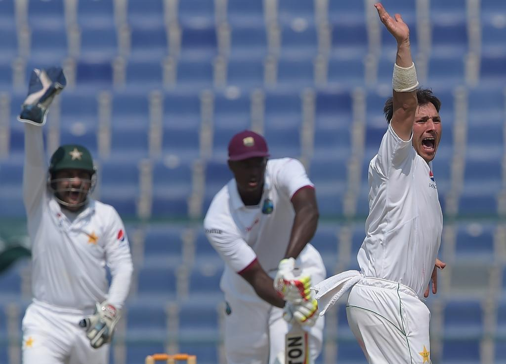 Yasir Shah spins Pakistan to series win against West Indies