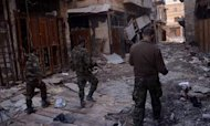 Syria: 'Aleppo Massacre Leaves 65 Dead'
