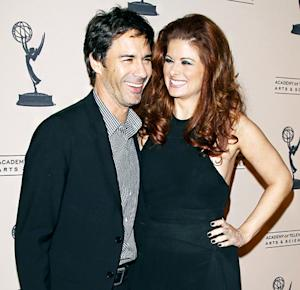 Debra Messing, Eric McCormack Reunite on Red Carpet, Reminisce About Will and Grace: Picture