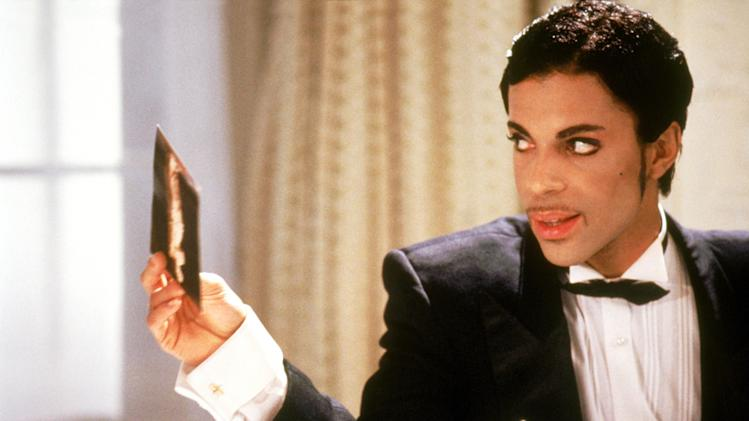 "Prince in ""Under the Cherry Moon"""