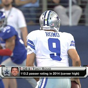 Does Dallas Cowboys quarterback Tony Romo have 5 more years in the NFL?