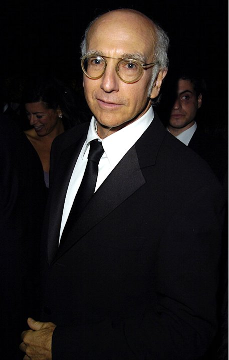 Larry David at The 56th Annual Primetime Emmy Awards - Governors Ball. 