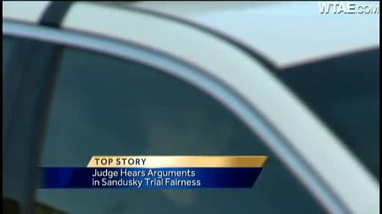 Sandusky's lawyer takes 'long 3-point shot' at new trial