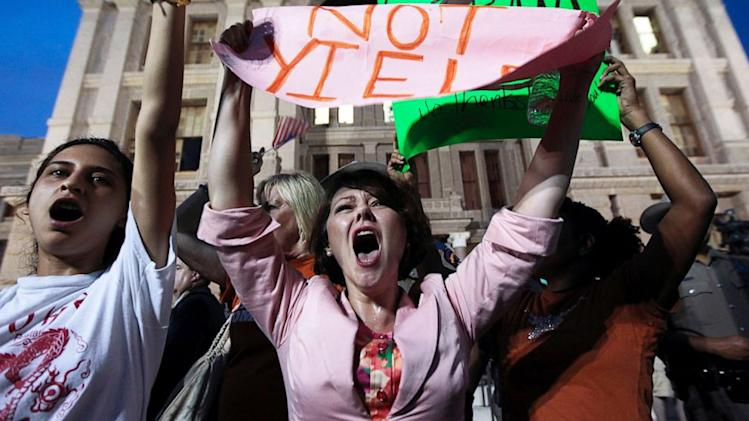 A Supreme Court Abortion Fight Could Come in Time for 2016 Elections