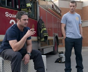 Exclusive Chicago Fire Video: Relive Casey and Severide's Most Hot-Headed Showdowns