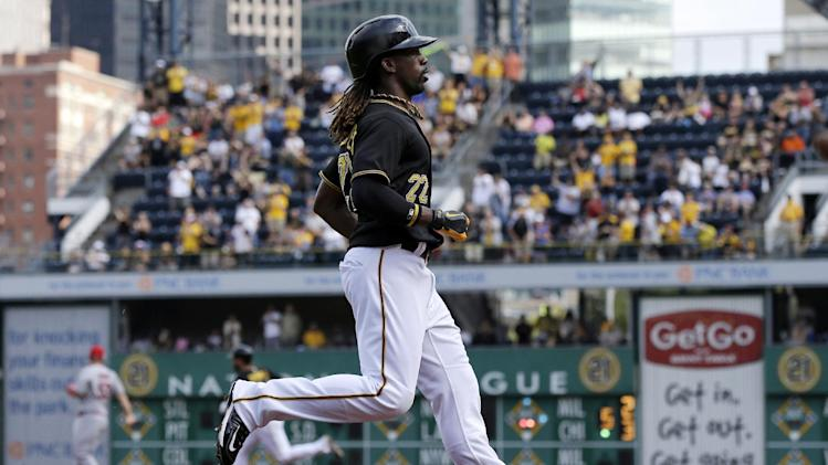 Pirates drill Cardinals 6-0 to sweep doubleheader