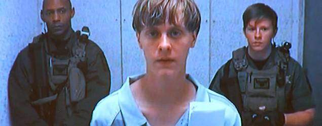 Charleston shooting suspect pleads not guilty