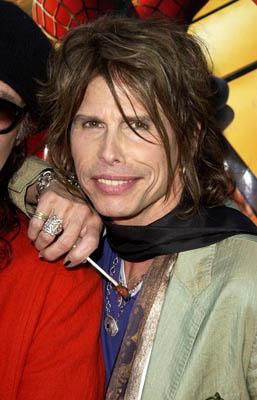Steven Tyler at the LA premiere of Columbia Pictures' Spider-Man