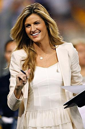 Erin Andrews Joins Fox Sports Following ESPN Exit