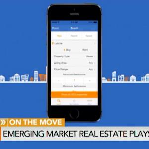 Using Tech for Emerging Market Real Estate Plays