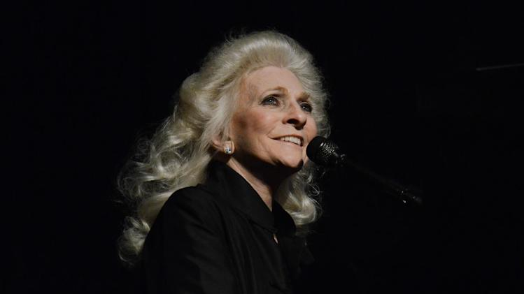 "Songwriter Judy Collins performing at the 8th Annual ASCAP ""I Create Music"" EXPO, on Friday, April 19, 2013 in Hollywood, California. (Photo by Tonya Wise/Invision for ASCAP/AP Images)"