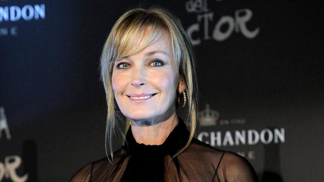 Bo Derek Moet And Chandon Charity Auction