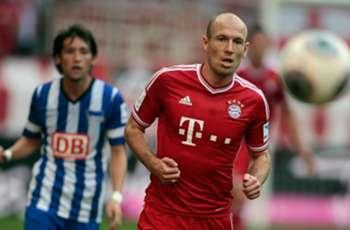Kroos, Robben set to miss Hoffenheim clash