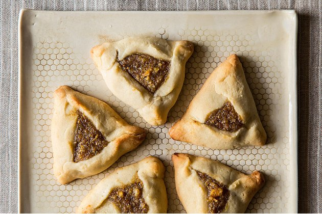 Joan Nathan&amp;#39;s Hamantaschen