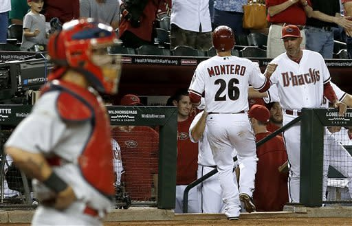 Cardinals hit 3 home runs in 6-1 win over D-backs