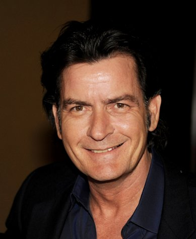 Charlie Sheen is seen at Fox&#39;s All-Star Party at Castle Green in Pasadena, Calif. on January 8, 2012