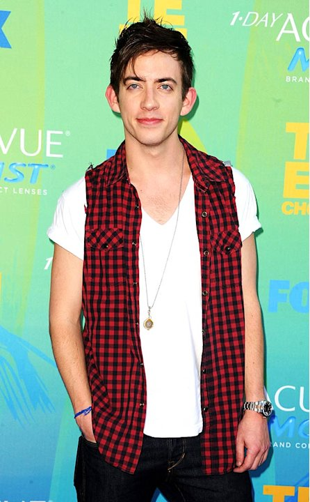 Kevin Mc Hale Teen Choice Awards