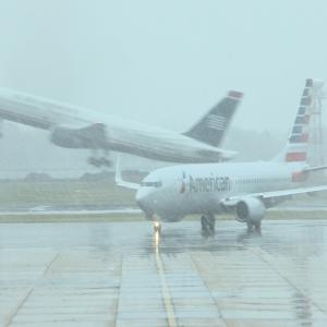 Weather Slows Holiday Travel Across Northeast
